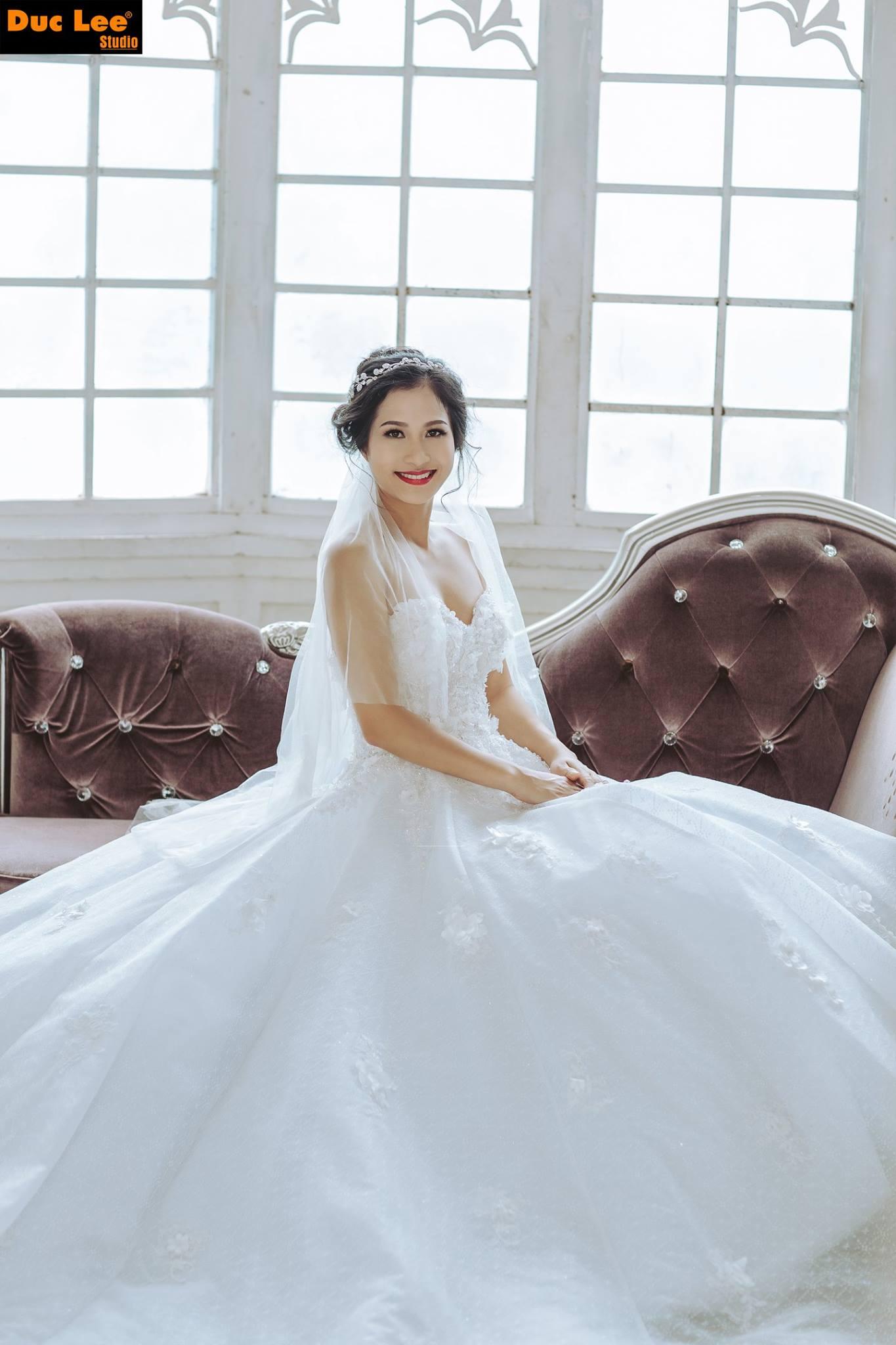 Áo cưới tại Duc Lee Studio