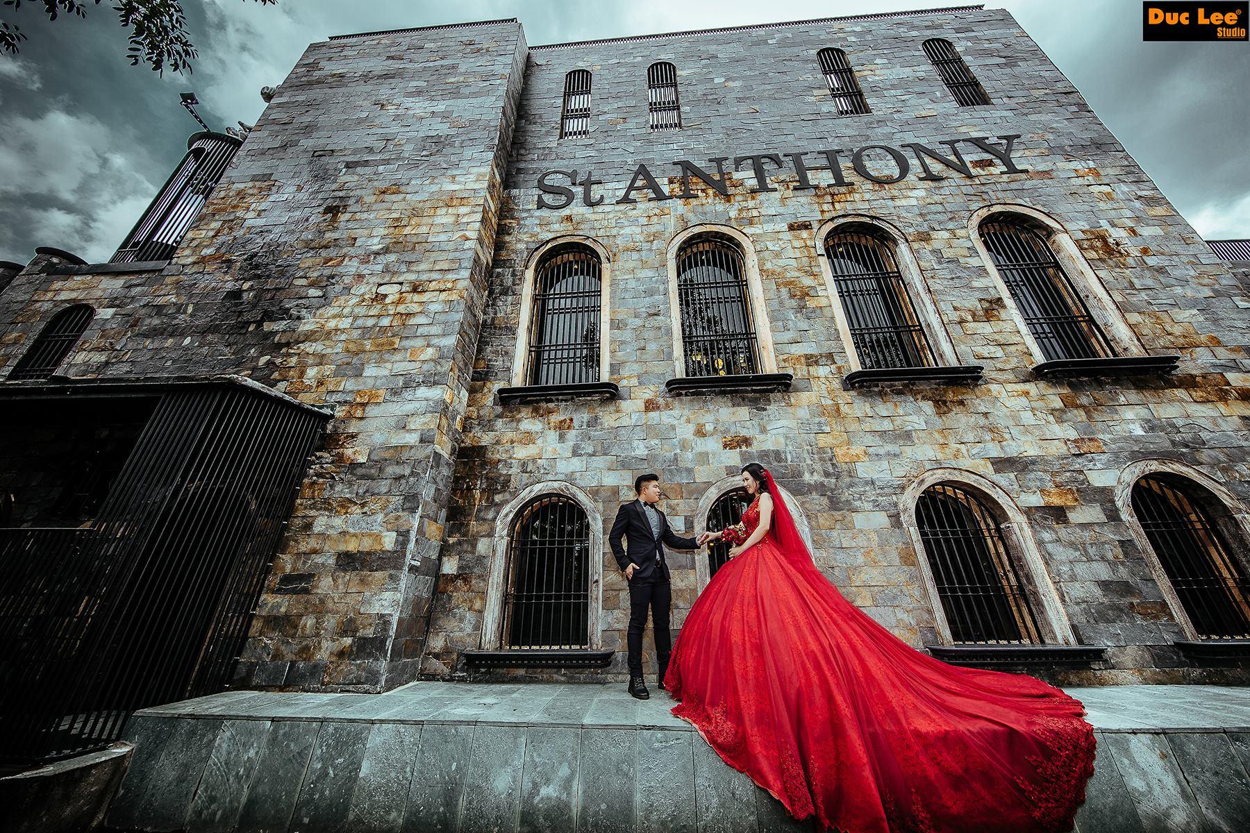 Ảnh cưới tại Phim trường Long Island