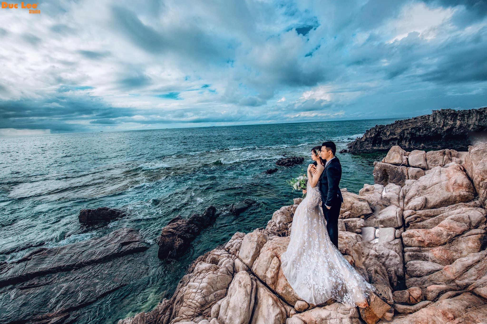 Chụp ảnh cưới ngoại cảnh Vĩnh Hy